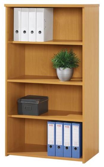 Harborne Range – Standard Bookcases Self Assembly – 3 Shelves For Trendy Standard Bookcases (View 8 of 20)