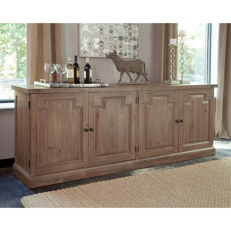 Haroun Mocha Sideboards With Newest Adams Sideboard (View 8 of 20)