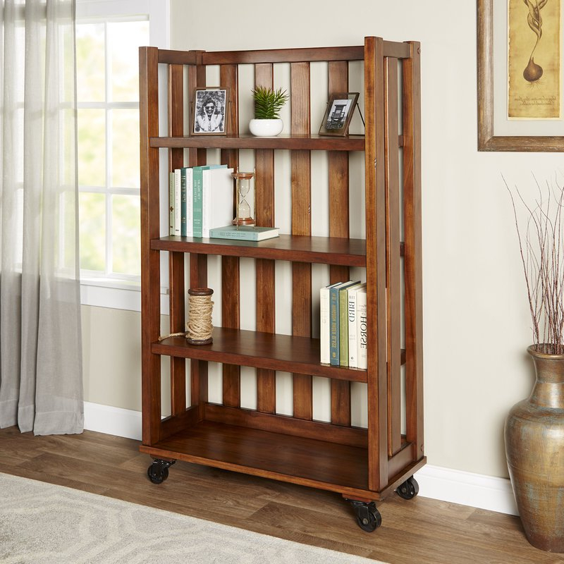 Hartford Standard Bookcase Throughout Well Known Cullison Standard Bookcases (View 18 of 20)