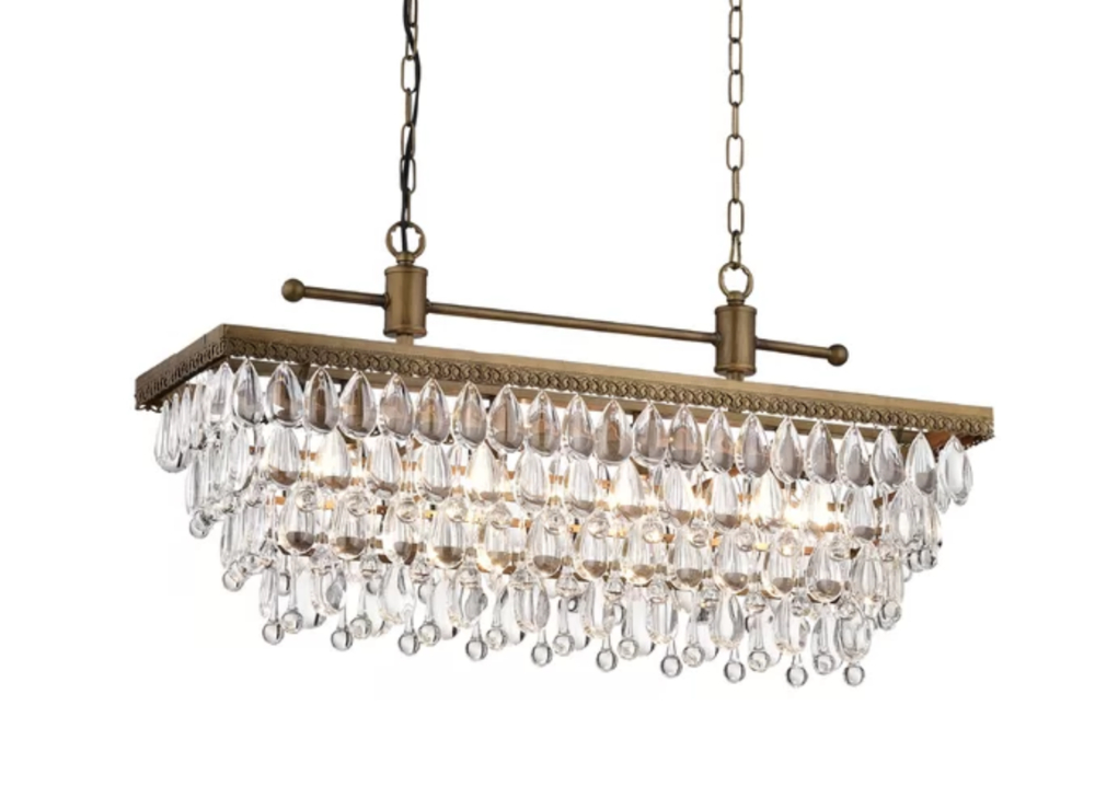 Hatfield 3 Light Novelty Chandeliers Inside Most Up To Date Pottery Barn Lighting Look Alikes For Less! — Trubuild (View 16 of 30)