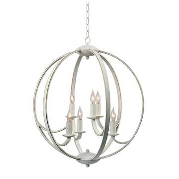 Havenly Intended For Current Bramers 6 Light Novelty Chandeliers (View 17 of 30)