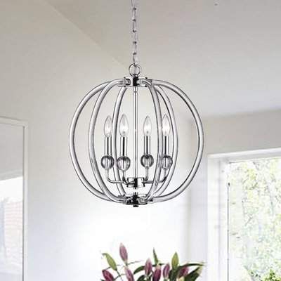 Hendry 4 Light Globe Chandeliers Inside Most Recently Released Pinterest – Пинтерест (Gallery 24 of 30)