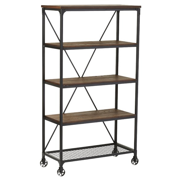 Henn Etagere Bookcases With Regard To Famous Etagere Bookcases & Bookshelves You'll Love In 2019 (Gallery 3 of 20)