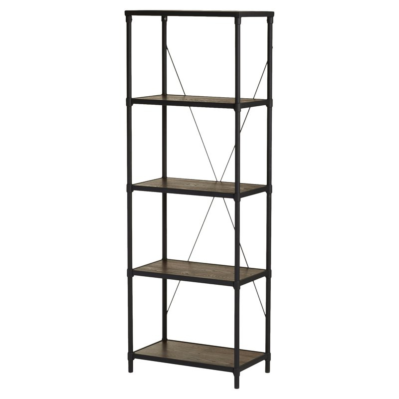 Hera Etagere Bookcases Within 2019 Mercury Row Hera Etagere Bookcase (View 8 of 20)