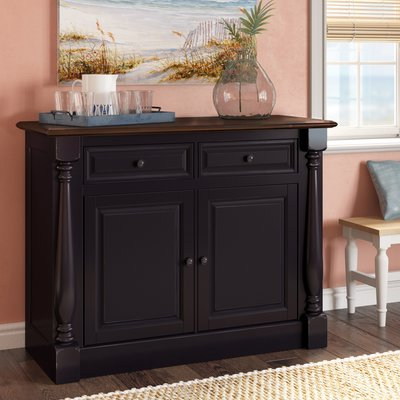 Hewlett Sideboards Within Preferred Beachcrest Home Kivalina Server (View 5 of 20)