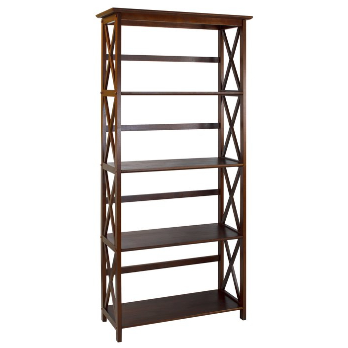 Hitz Etagere Bookcase In Most Current Hitz Etagere Bookcases (View 4 of 20)