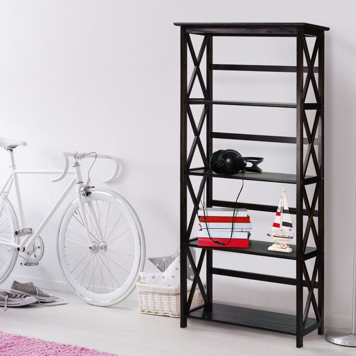 Hitz Etagere Bookcases Within Well Known Hitz Etagere Bookcase (Gallery 7 of 20)