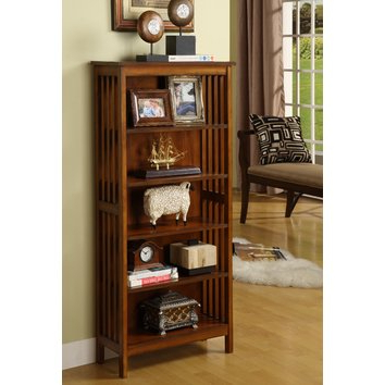 "Hokku Designs Valencia 48"" Media Bookcase Buy – Homeacces052107 Within Trendy Corner Bookcases By Hokku Designs (View 13 of 20)"