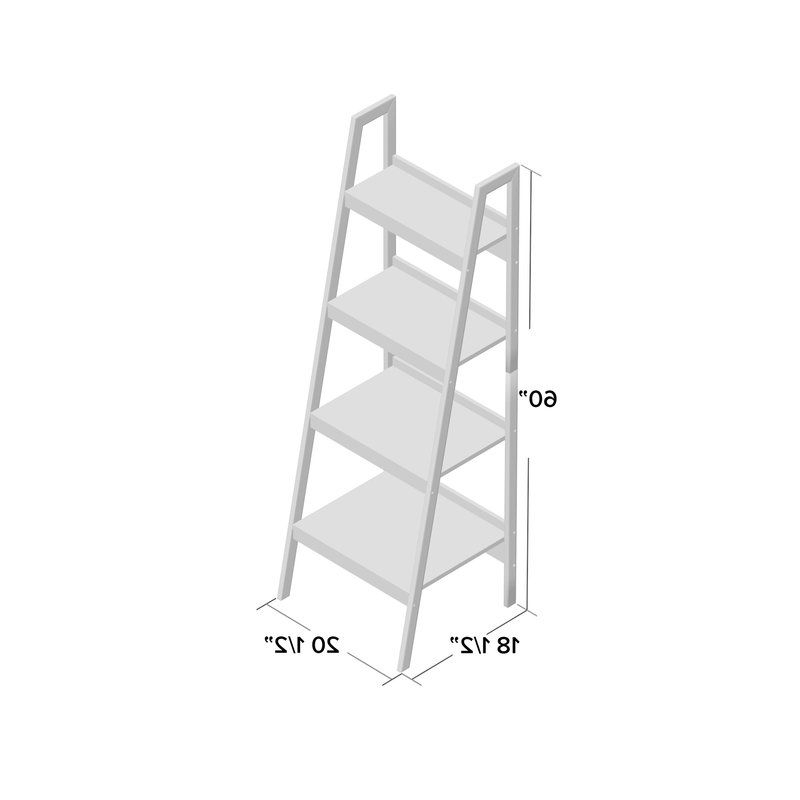 Home Building & Design Within Well Known Rupert Ladder Bookcases (View 7 of 20)