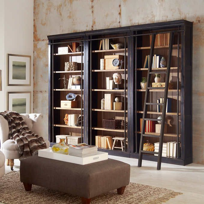 Home Decor In 2019 Regarding Famous Marilee Library Bookcases (View 5 of 20)