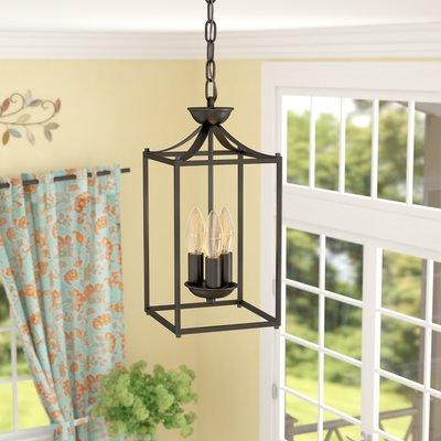 Howland 3 Light Pendant (Gallery 28 of 30)