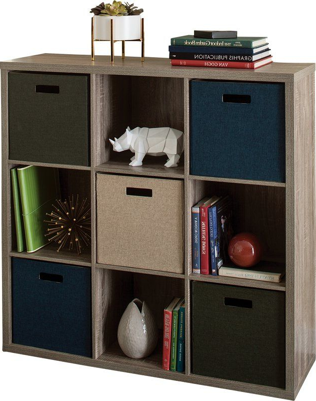 Ideas For The House Inside Decorative Storage Cube Bookcases (View 12 of 20)