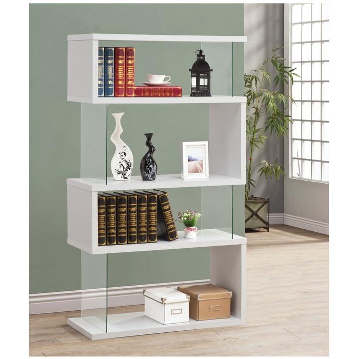 Ignacio Standard Bookcase In Famous Ignacio Standard Bookcases (Gallery 4 of 20)