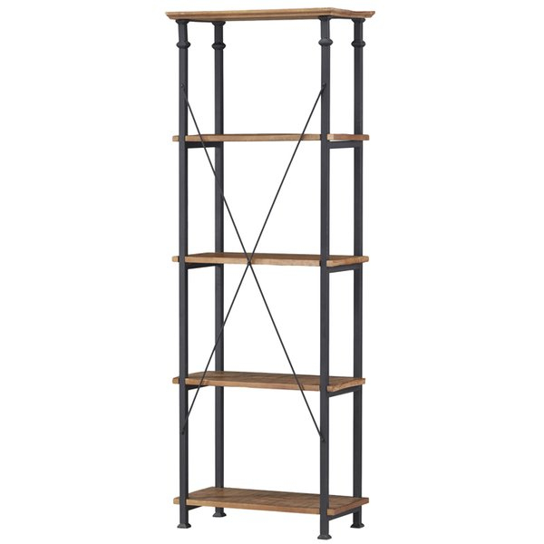 Industrial Bookcases (Gallery 12 of 20)