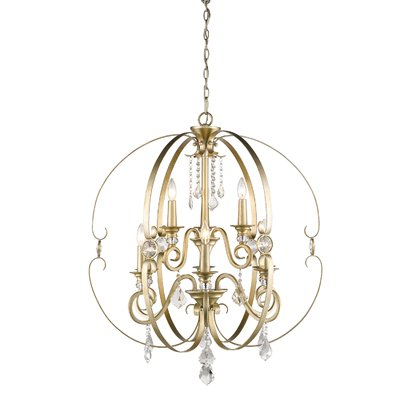 Joss & Main Regarding Popular Gaines 9 Light Candle Style Chandeliers (View 27 of 30)