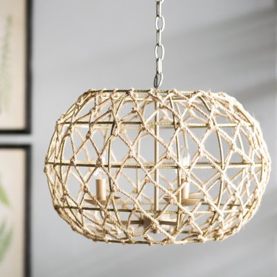 Joss & Main Throughout Best And Newest La Sarre 3 Light Globe Chandeliers (View 11 of 30)