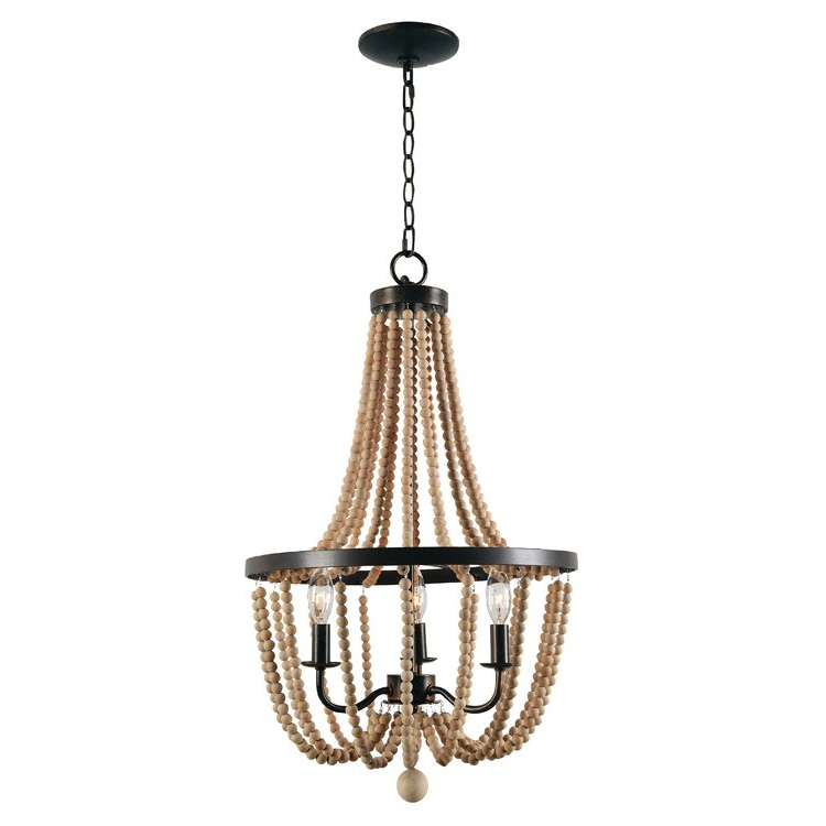 Joss & Main Throughout Most Popular Nehemiah 3 Light Empire Chandeliers (Gallery 6 of 30)