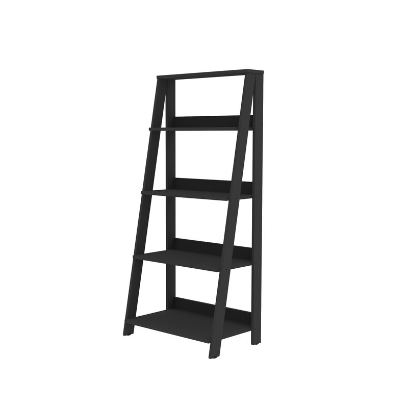 Kaitlyn Ladder Bookcases Regarding Most Up To Date Imogen Ladder Bookcase (View 11 of 20)