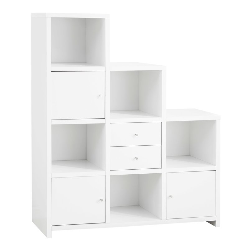 Karlie Cube Unit Bookcases For Best And Newest Karlie Cube Unit Bookcase (Gallery 4 of 20)