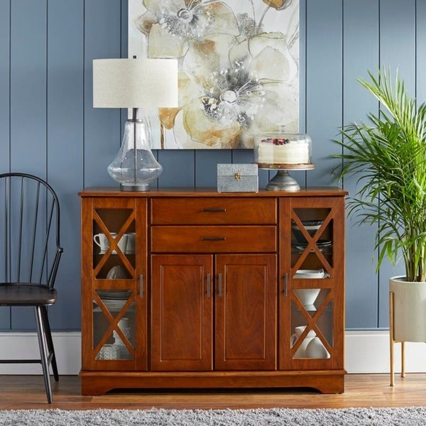 Kendall Sideboards With Regard To 2020 Shop Simple Living Kendall Buffet – On Sale – Free Shipping (View 10 of 20)