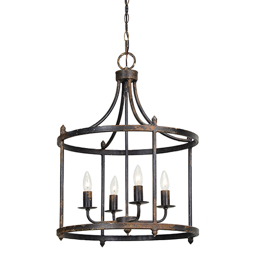 Kenedy 9 Light Candle Style Chandeliers Pertaining To Preferred Lantern Chandeliers Free Shipping (View 12 of 30)