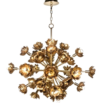 Kenedy 9 Light Candle Style Chandeliers Throughout Well Known Chintz & Company – Decorative Furnishings – Ceiling Lights (Gallery 24 of 30)