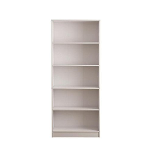 Kerlin Standard Bookcases In Current Hampton Bay White 5 Shelf Standard Bookcase (View 11 of 20)