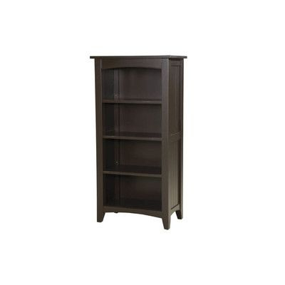 Kerlin Standard Bookcases Within Favorite Three Posts Kerlin Standard Bookcase (Gallery 9 of 20)