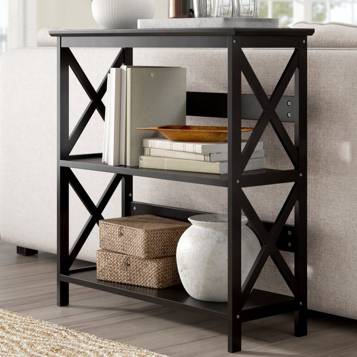 Kettner Etagere Bookcases With Most Up To Date Stoneford Etagere Bookcase (View 5 of 20)