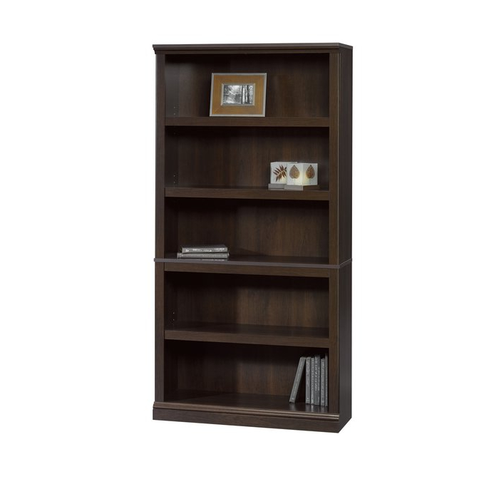 Kirkbride Standard Bookcases Pertaining To Most Recently Released Abigail Standard Bookcase (View 11 of 20)