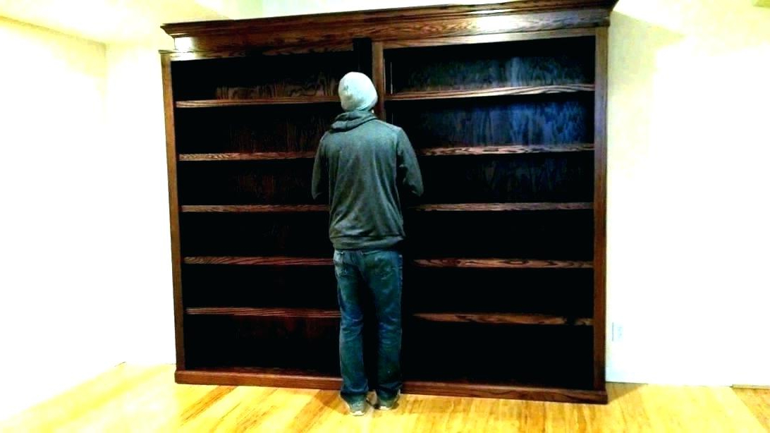 Kit Bookcases Intended For Well Known Built In Bookcase Kits – Emflex (Gallery 10 of 20)