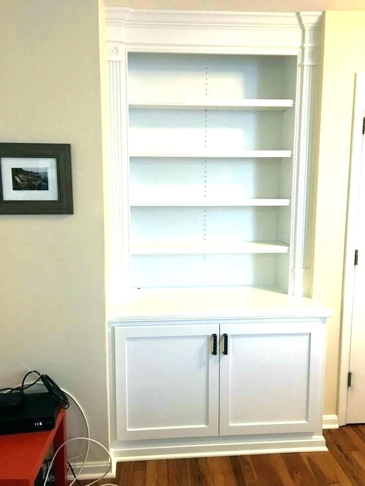 Kit Bookcases Regarding Most Recent Built In Bookcase Kit – Inclusionrider (View 11 of 20)