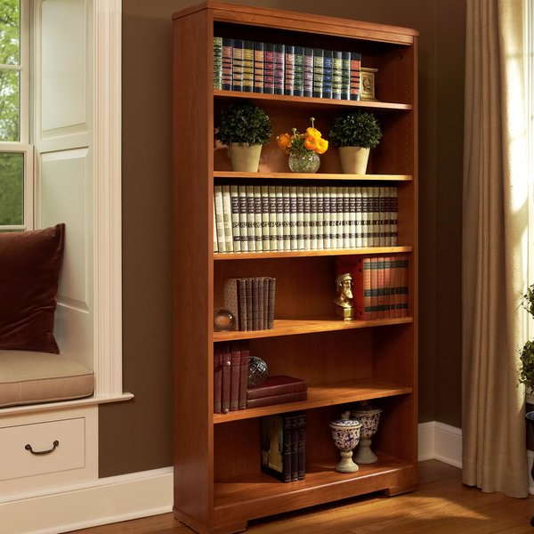 Kronqui Standard Bookcases Within Latest 48 Traditional Series Standard Bookcasehale Bookcases (View 15 of 20)