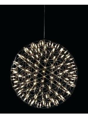 La Barge 3 Light Globe Chandeliers In Newest Suspension Lamp Spherical Light Fixtures – Arinna (Gallery 29 of 30)