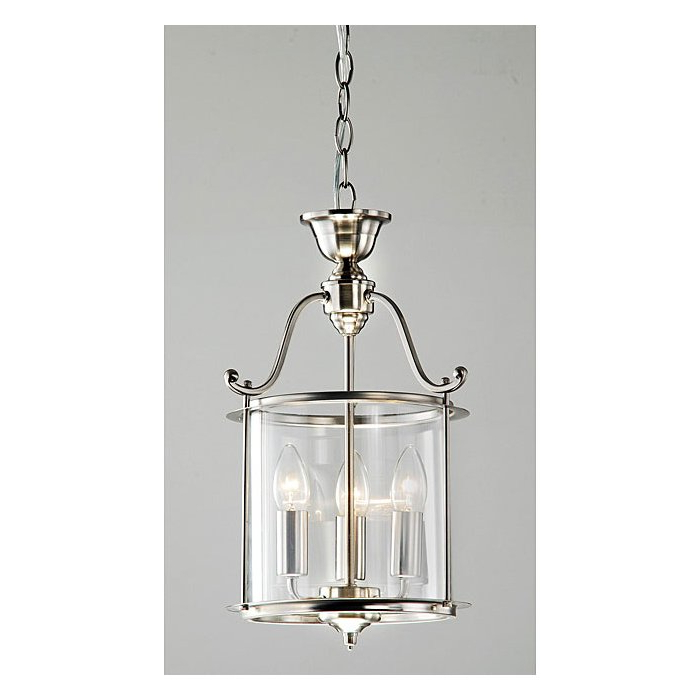 Labarge 3 Light Lantern Cylinder Pendant Regarding Well Known Tessie 3 Light Lantern Cylinder Pendants (Gallery 26 of 30)
