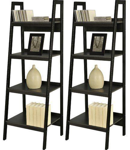 Ladder Bookshelf (View 11 of 20)
