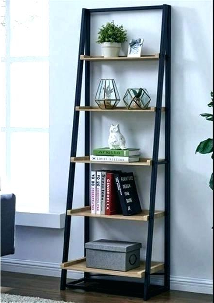 Ladder Style Bookcase – Thegiggles (View 14 of 20)