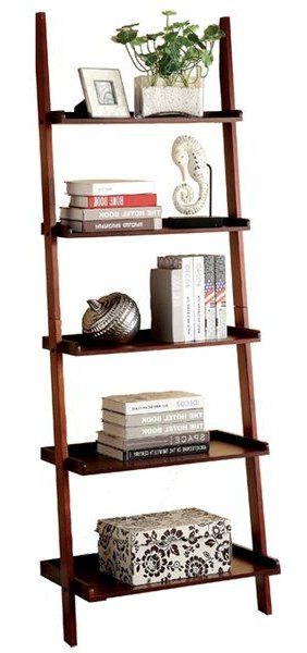 Ladder With Trendy Dunhill Ladder Bookcases (Gallery 8 of 20)