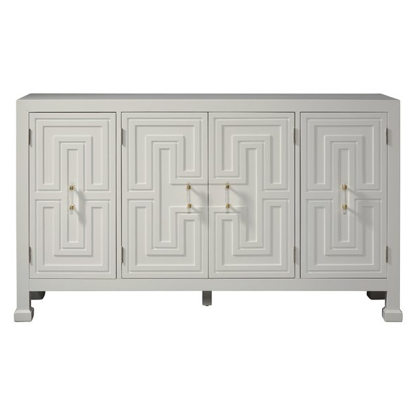 Lainey Credenza Intended For Most Recently Released Lowrey Credenzas (View 9 of 20)