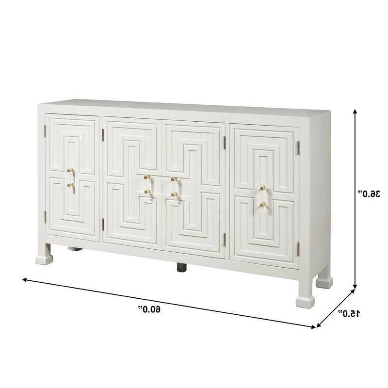 Lainey Credenzas Within Famous Lainey Credenza (Gallery 8 of 20)