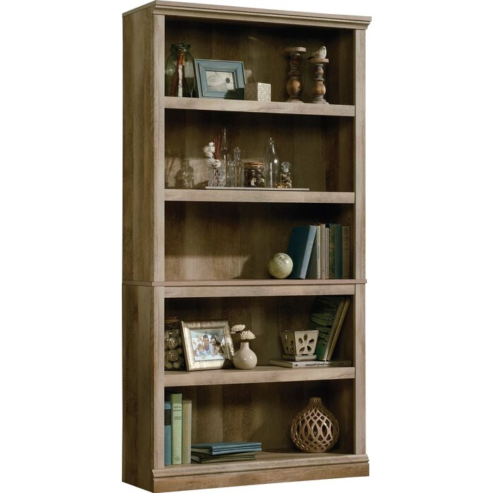 Latest Abigail Standard Bookcase Regarding Abigail Standard Bookcases (View 10 of 20)