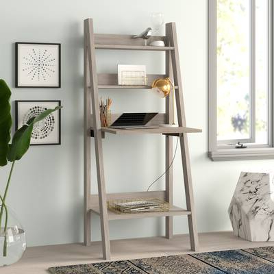 Latest Alfred Ladder Bookcase Pertaining To Alfred Ladder Bookcases (Gallery 9 of 20)