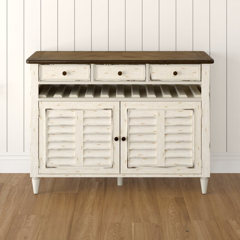 Featured Photo of Baleine 3 Drawer Sideboards