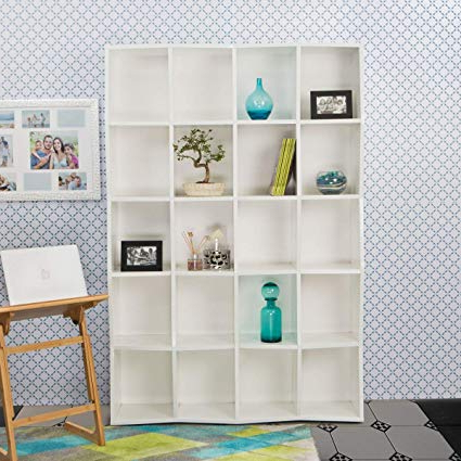 Latest Fresno Standard Bookcases With Home Centre Fresno Book Case: Amazon.in: Home & Kitchen (Gallery 10 of 20)
