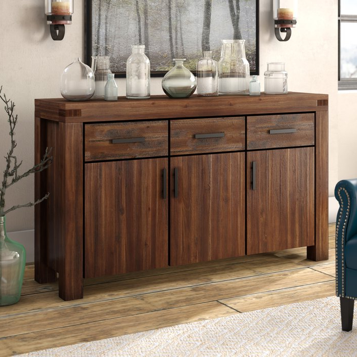 Latest Gibson Sideboard Within Whitten Sideboards (View 5 of 20)