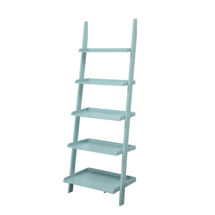 Latest Gilliard Ladder Bookcase With Regard To Gilliard Ladder Bookcases (View 8 of 20)