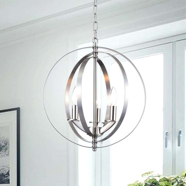Latest Globe Light Chandelier – Asicminer Pertaining To La Barge 3 Light Globe Chandeliers (Gallery 21 of 30)