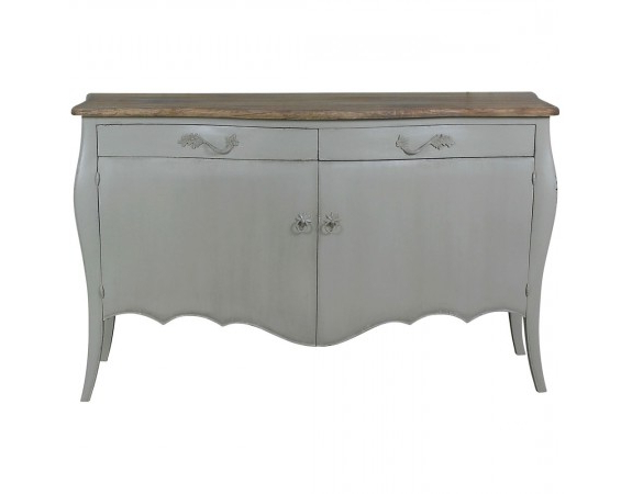 Latest Lyon 2 Door French Sideboard With Regard To Etienne Sideboards (View 9 of 20)