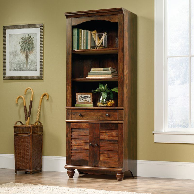 Latest Pinellas Standard Bookcases Intended For Pinellas Tall Standard Bookcase (View 7 of 20)