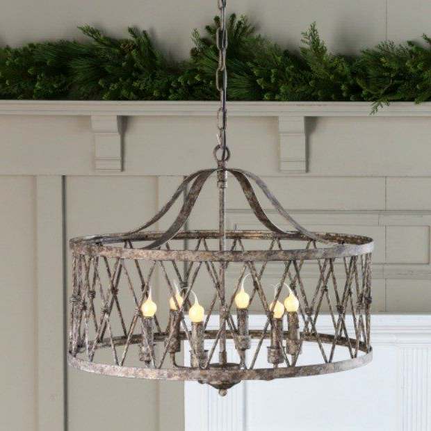 Latest Pinleigh Rokop On French Country Decor In 2019 Intended For Sherri 6 Light Chandeliers (View 19 of 30)